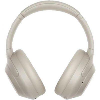 Наушники с микрофоном Sony WH-1000XM4 Silver (WH1000XM4S)