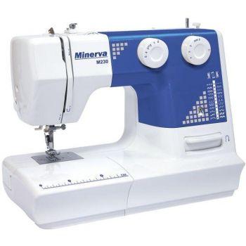 Швейная машинка электромеханическая Minerva M230