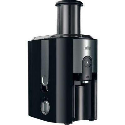 Соковыжималка центробежная Braun Multiquick J500 black