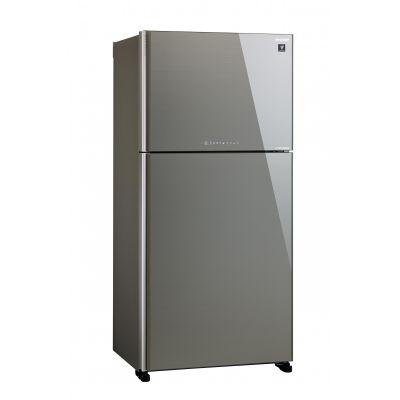Холодильник с морозильной камерой Sharp SJ-XG740GSL