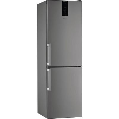 Холодильник с морозильной камерой Whirlpool W9 821D OX H