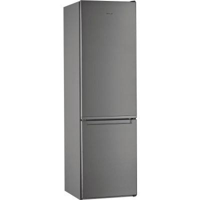 Холодильник с морозильной камерой Whirlpool W7 911I OX