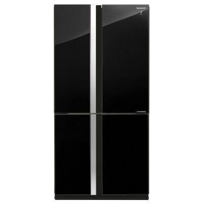 Холодильник с морозильной камерой Sharp SJ-GX820PBK