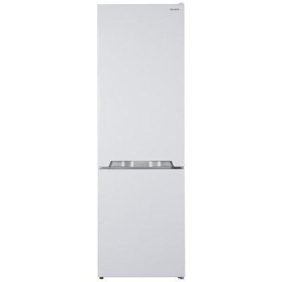 Холодильник с морозильной камерой Sharp SJ-BB04DTXW1-UA