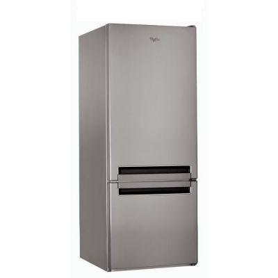 Холодильник с морозильной камерой Whirlpool BLF 5121 OX