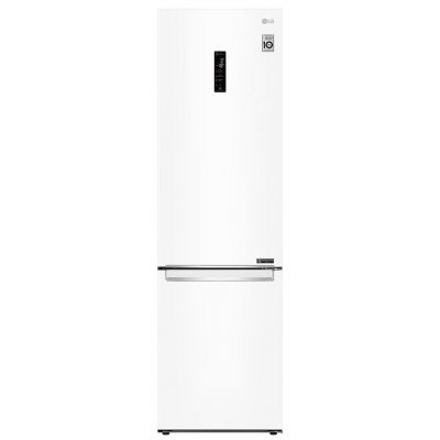 Холодильник с морозильной камерой LG GBB62SWFFN