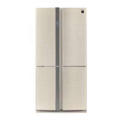 Холодильник с морозильной камерой Sharp SJ-FP810VBE
