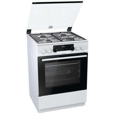 Кухонна плита Gorenje K 634 WH