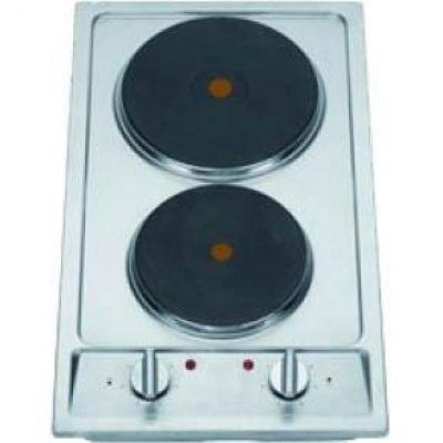 Варочная поверхность электрическая Ventolux HE302 (INOX) 2