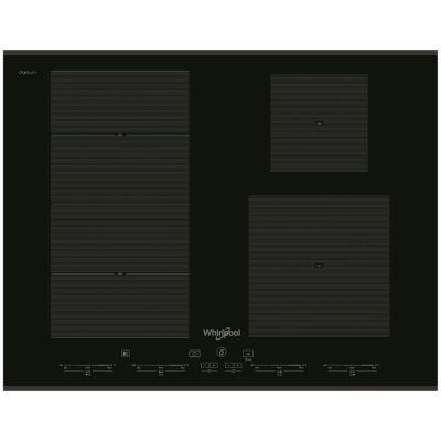 Варочная поверхность электрическая Whirlpool SMC 654 F/BT/IXL