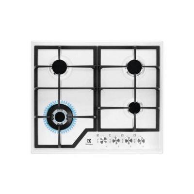 Варочные поверхности газовые встроенные ELECTROLUX EGS6436WW