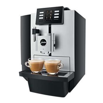 Кофемашина автоматическая Jura X8 Platin