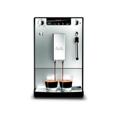 Кофемашина автоматическая Melitta CAFFEO SOLO&Milk Silver (E953-102)