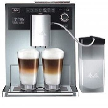 Кофемашина автоматическая Melitta CAFFEO CI Silver (E970-101)